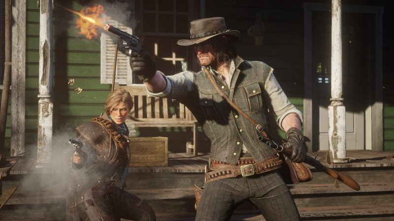 Red Dead Redemption II Info On Poker, Honor System, Hunting