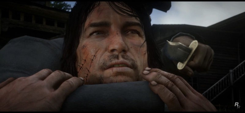 Red Dead Redemption 2 - John Marston Confirmed