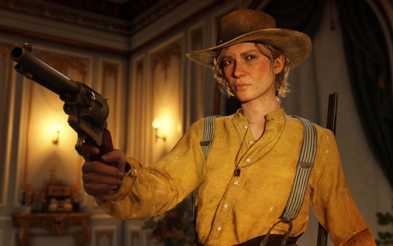 Red Dead Redemption II Story And Gameplay Information