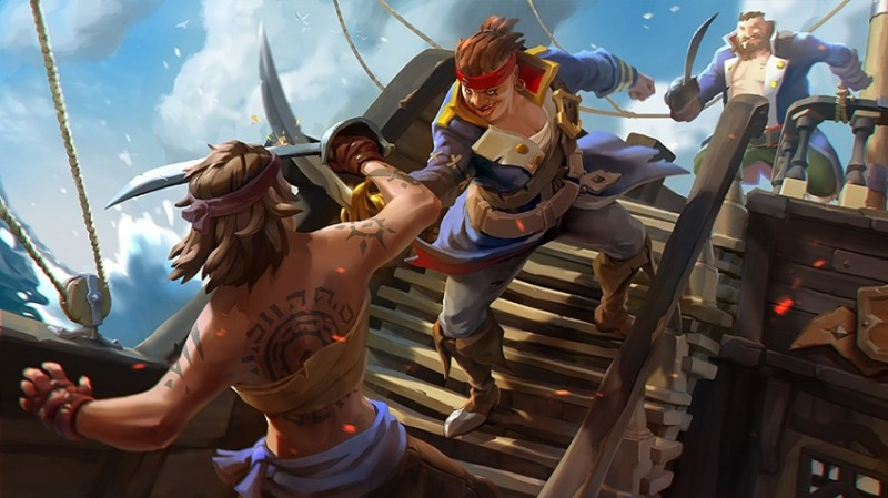 Sea of Thieves Update 1.02 Changes Ship Respawn Distance, Fixes Bugs