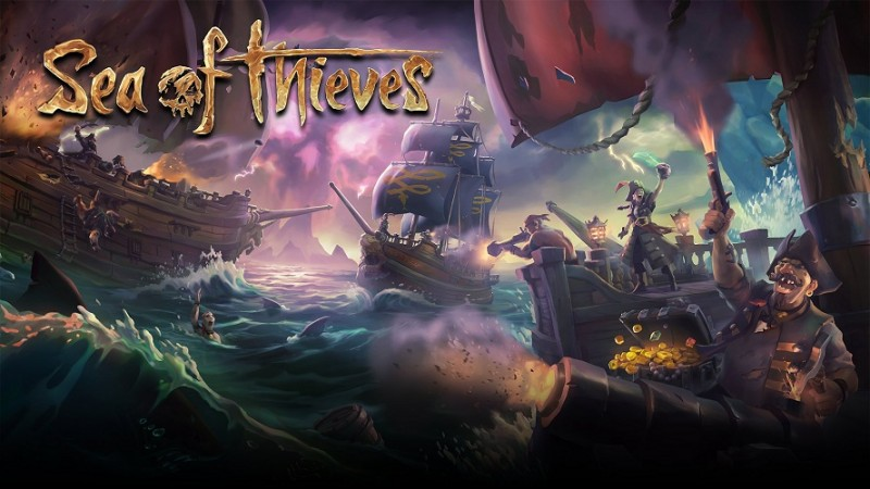 Microsoft Offering Free Sea Of Thieves With Xbox One X Purchase