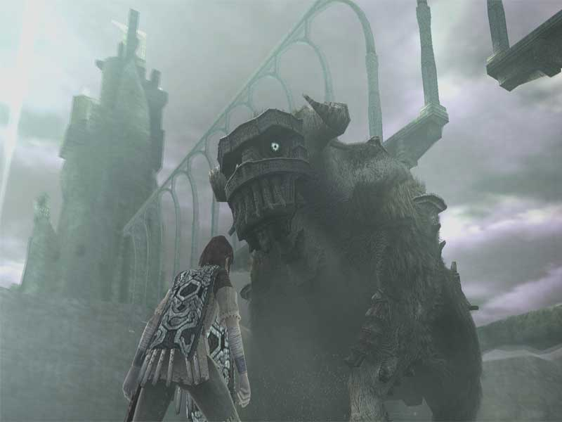 Shadow of The Colossus Creator Submitted Changes for the Remake
