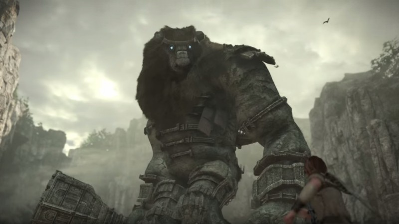 Shadow of the Colossus on PS4 Pro Will Run At 1080p/60FPS