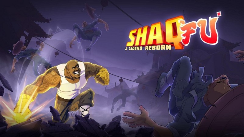 'Shaq Fu: A Legend Reborn' (ALL) Scheduled For Spring - Screens & Trailer