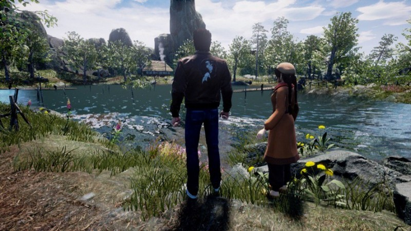 Shenmue 3 Screenshots Reveals New Location, Game Releasing In 2018