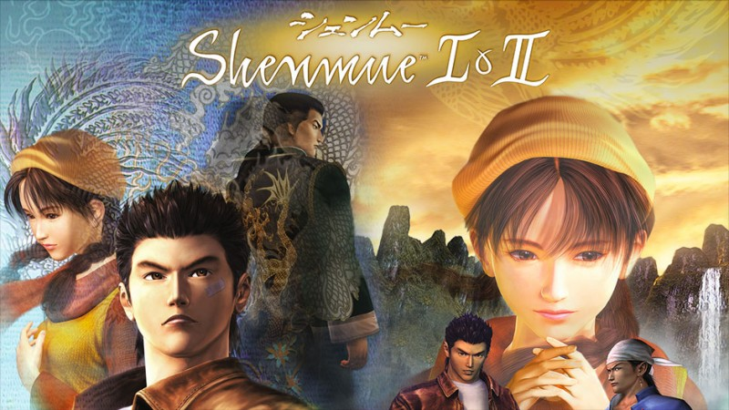 Shenmue I and II Price Price Revealed, Achievements Support Confirmed