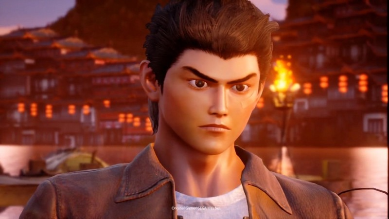Shenmue III Confirmed For 2018 Release
