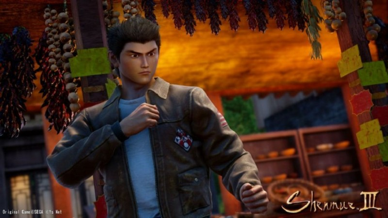 Shenmue III E3 2015 vs Gamescom 2017 Trailer Comparison
