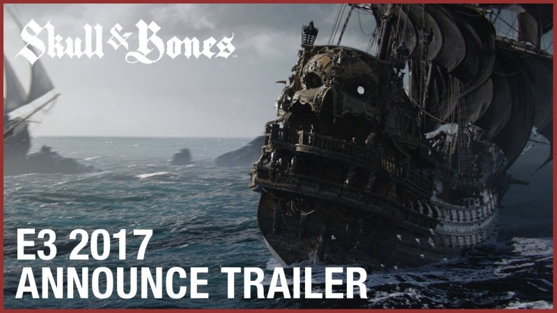 Ubisoft Announces New IP Skull & Bones At Ubisoft E3 Press Conference