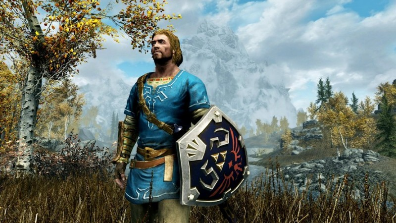 Skyrim On Nintendo Switch Will Not Have Mod Support