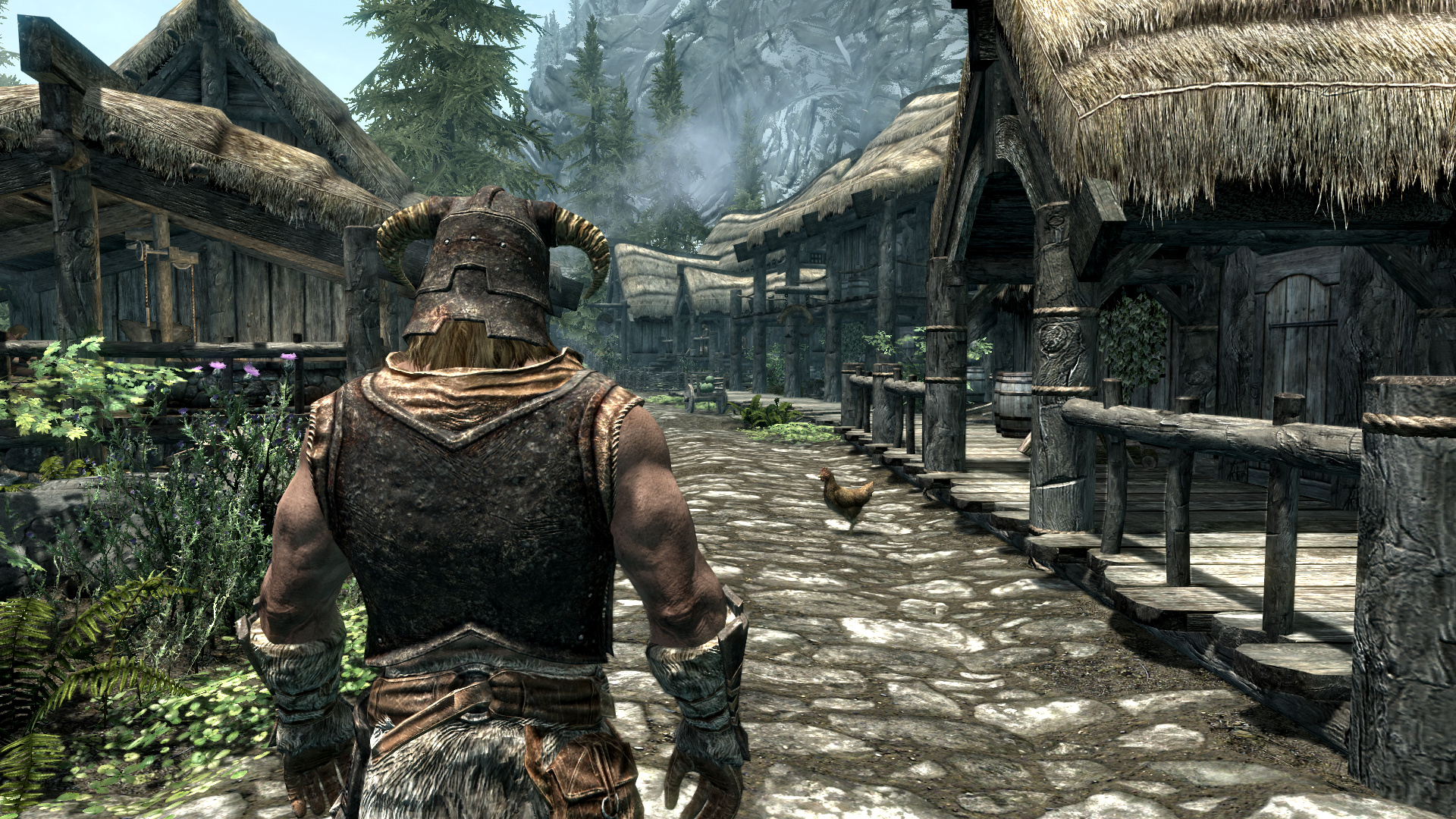 hines clarifies elder scrolls v skyrim special edition will be a separate game in steam library. Black Bedroom Furniture Sets. Home Design Ideas