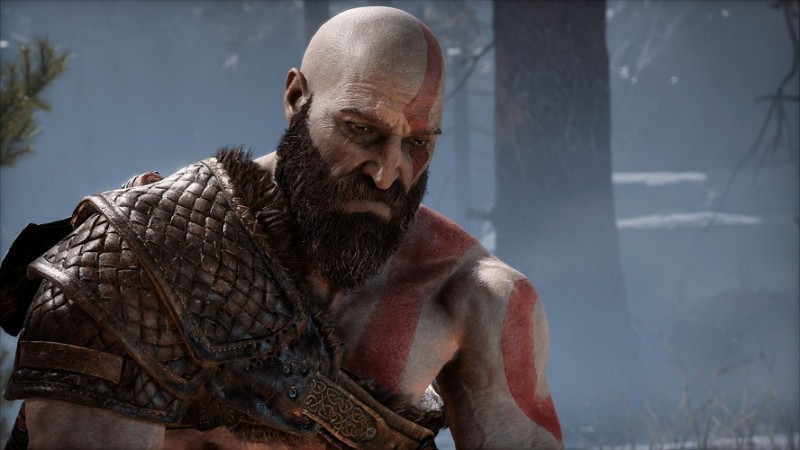 Explore the Evolution of Kratos in Latest God of War Video