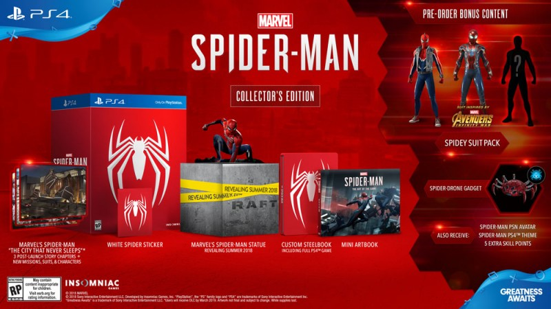 Spider-Man Collector's Edition Secret Confirmed
