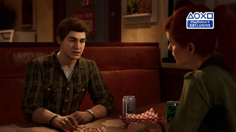 Spider-Man PS4 Getting Tie-In Novel And Art Book
