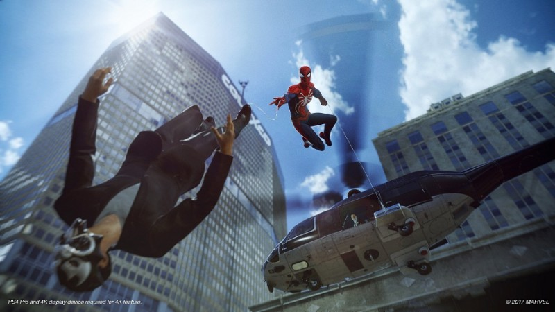 Spider-Man PS4 Playthrough Lasted Multiple Days