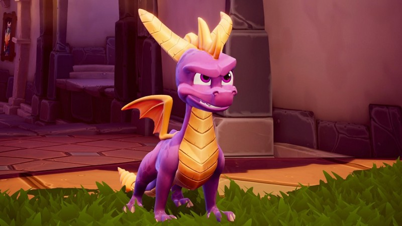 Original Spyro The Dragon Trilogy Is Getting A Remake!