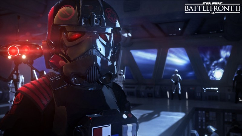 Star Wars Battlefront 2 shows Starfighter Assault mode