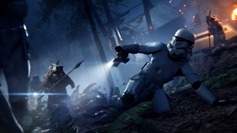 EA Ending Star Wars Battlefront II Support Soon