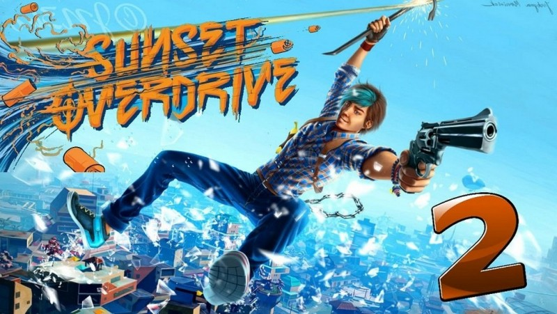 is there a possibility for sunset overdrive 2 and xbox one x patch