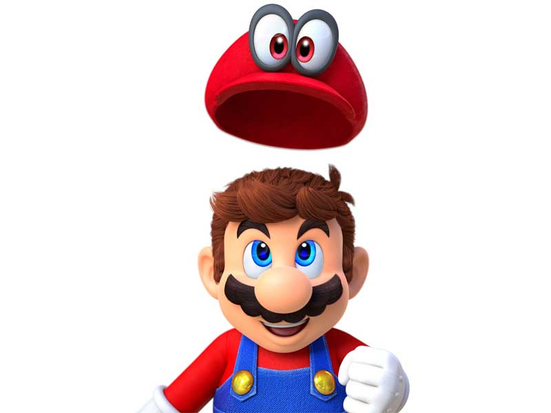 Super Mario Odyssey's Freaky Living Hat Doesn't Possess Things Insists Nintendo