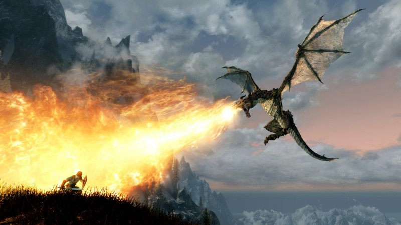 4 New Elder Scrolls V Skyrim Screenshots