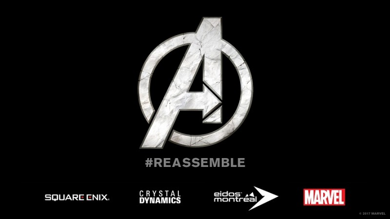 The Avengers Project From Square Enix