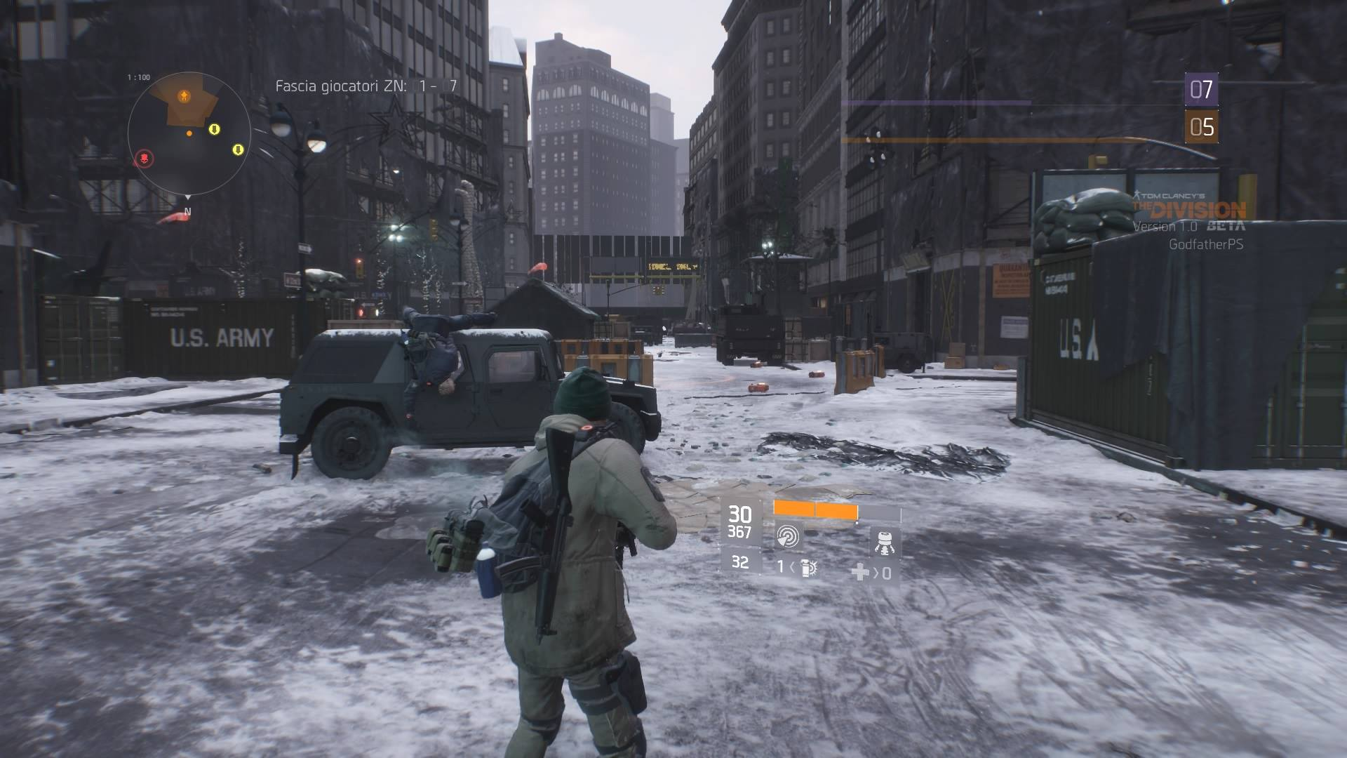 Tom Clancy's The Division PS4 Closed Beta Review