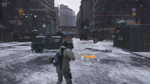 Tom Clancy's The Division Beta Screenshot 1
