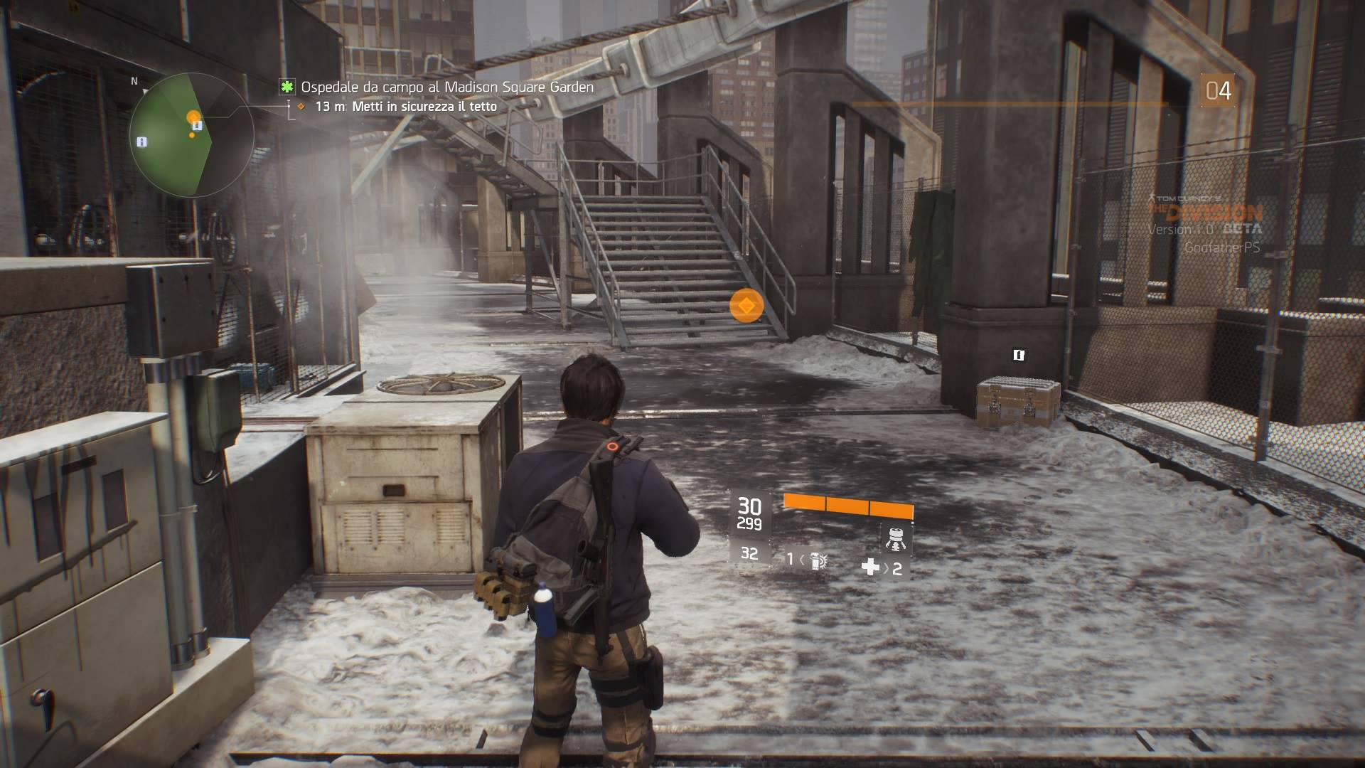 Tom Clancy Games For Ps4 : Tom clancy s the division ps closed beta review