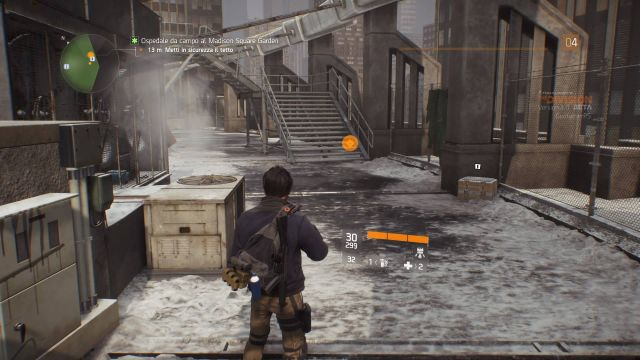 Tom Clancy's The Division Beta Screenshot 3