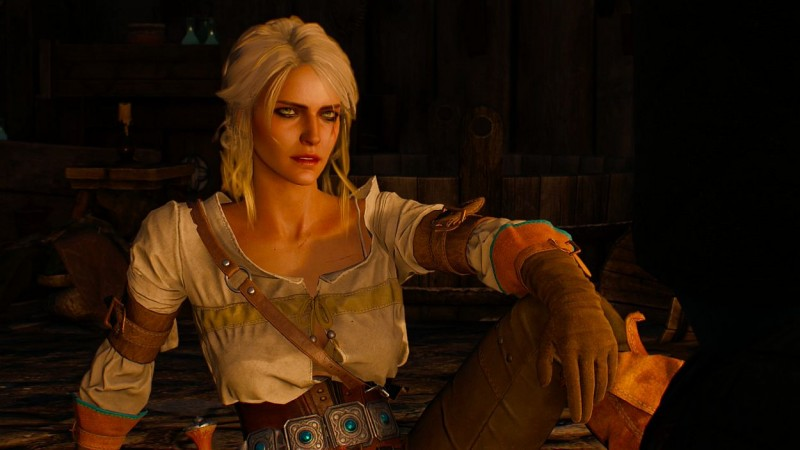 The Witcher 3: Wild Hunt PS4 Pro HDR Patch Out Now