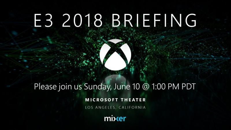 Xbox E3 2018 Press Conference To Be Closer To 100 Minutes