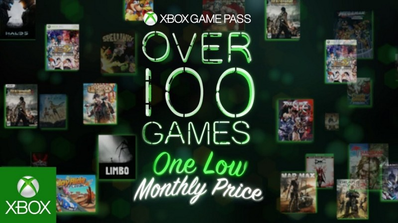 Xbox Game Pass: New Microsoft Titles Can Be Played on PC Too