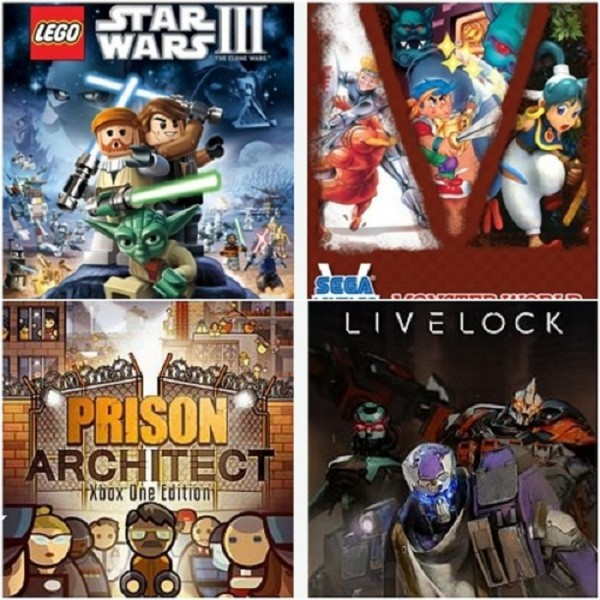 Xbox Live Games with Gold September 2015 free games: Deer ...