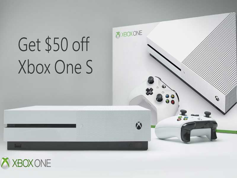 Xbox One S Price Lower By $50 Before Scorpio's E3 2017 Launch