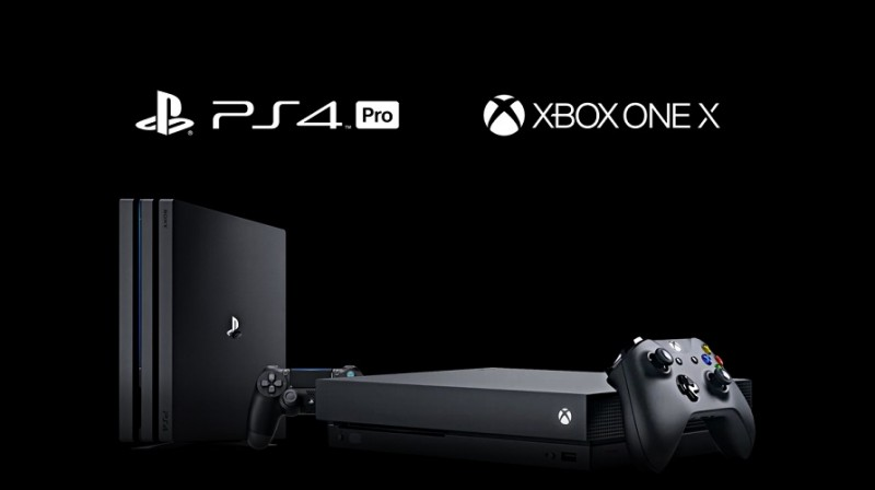 Xbox One X Outpaces PS4 Pro Launch Sales in the UK