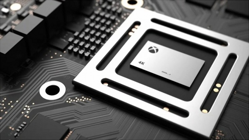 "Xbox Scorpio 4K Claim Turns To ""True"" From Native"