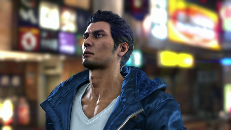 Yakuza 6 PS4 Demo Is a 36GB Download