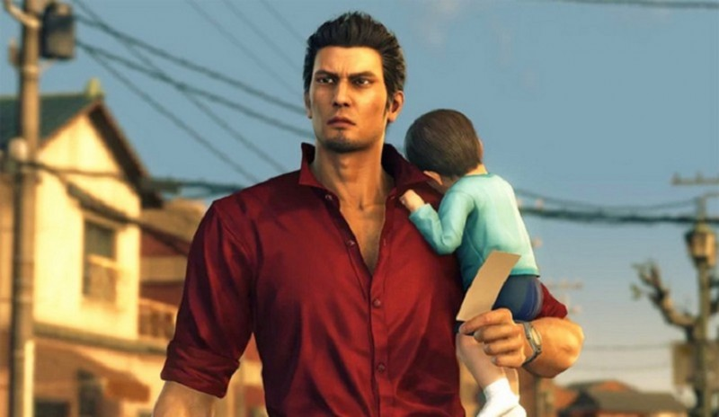 Yakuza 6 Demo Releases Today and It's Massive