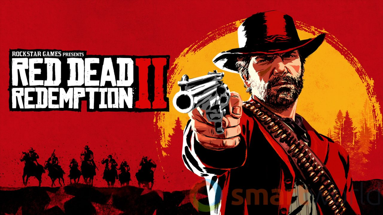 Guns In Red Dead Redemption 2 Have A Cool Background