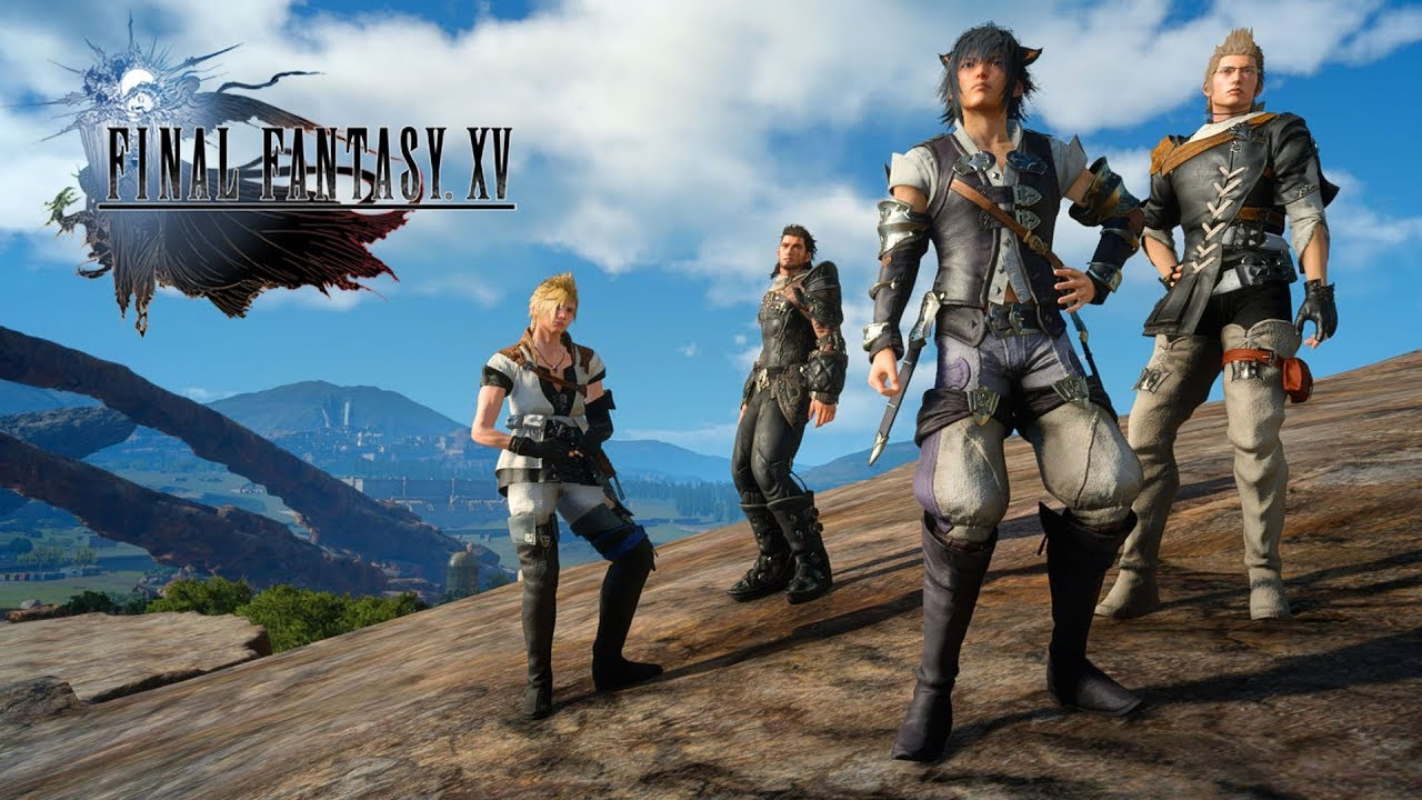 How To Start Adventurer from Another World Quest In FFXV ...