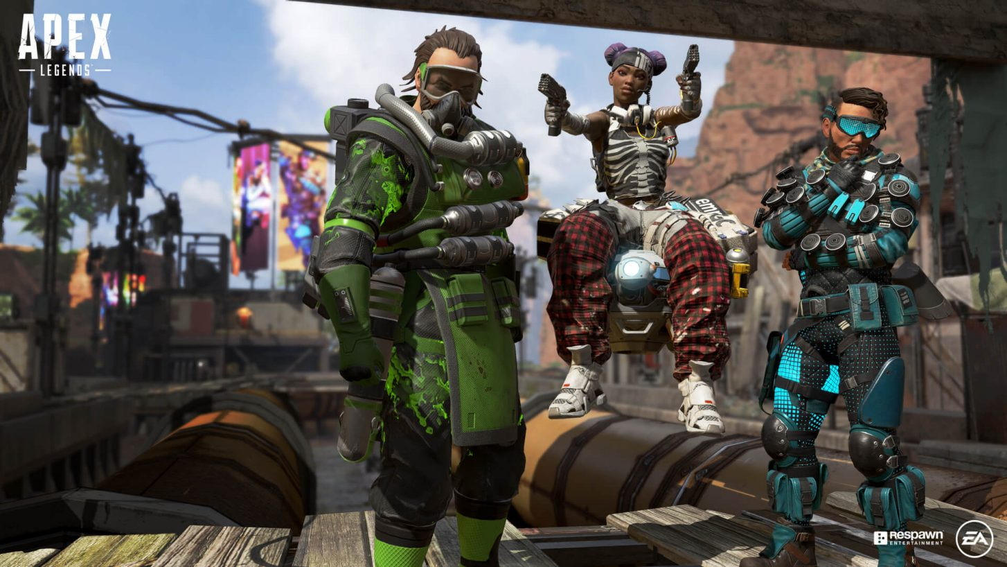 What Is Apex Legends Rated