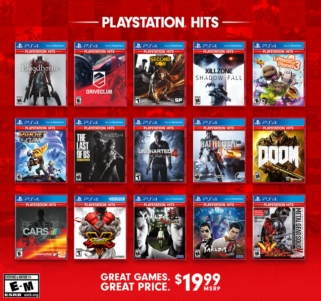 """The Best """"Playstation Hits"""" Games To Download For Only $20 Ps3 Games List 2019"""