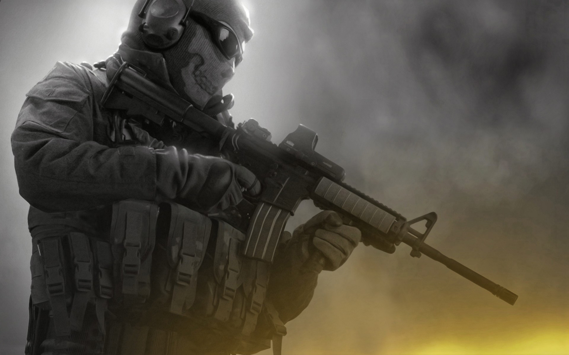 Call Of Duty: Modern Warfare 4 Reportedly Ditching Zombie Mode