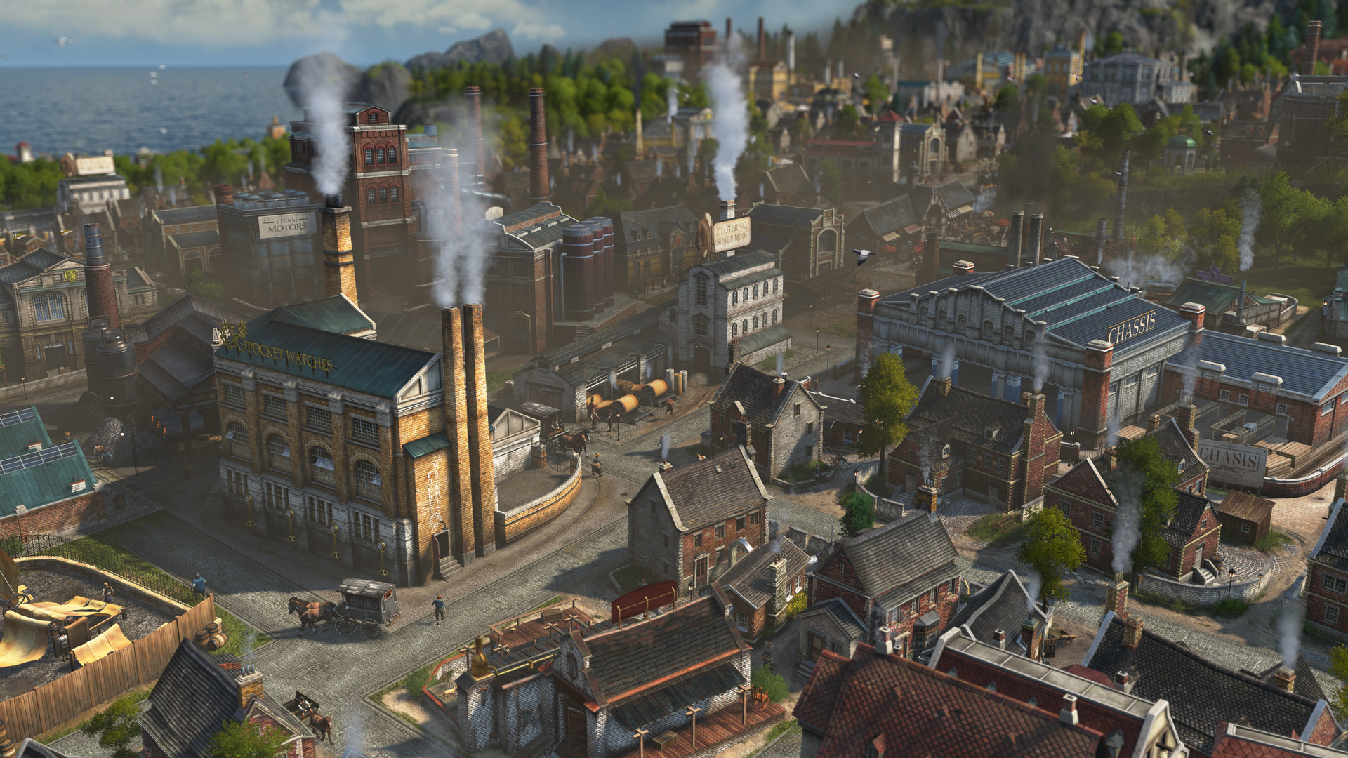 Anno 1800: Production Chains Guide