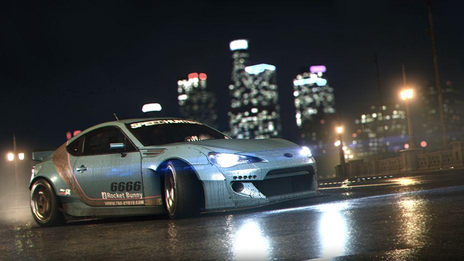 Yeni Need for Speed Oyununun İsmi Gözüktü
