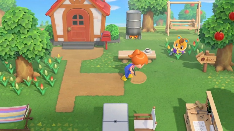 Animal Crossing New Horizons Shows Off A Detailed
