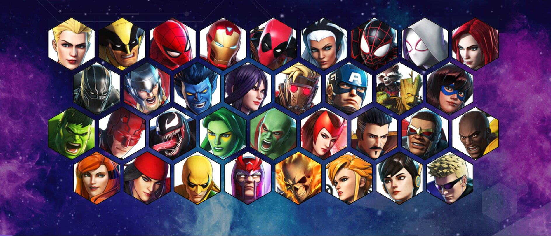 Origins Of All Playable Characters In Marvel Ultimate Alliance 3