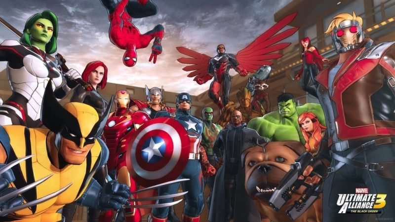 Marvel Ultimate Alliance 3: The Black Order - Full Character