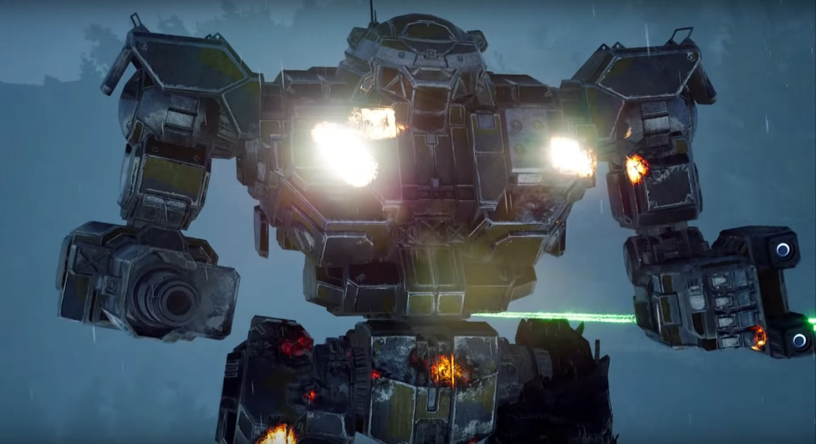 Moving Company Reviews >> Mechwarrior 5: Mercenaries Goes Epic Store Exclusive ...